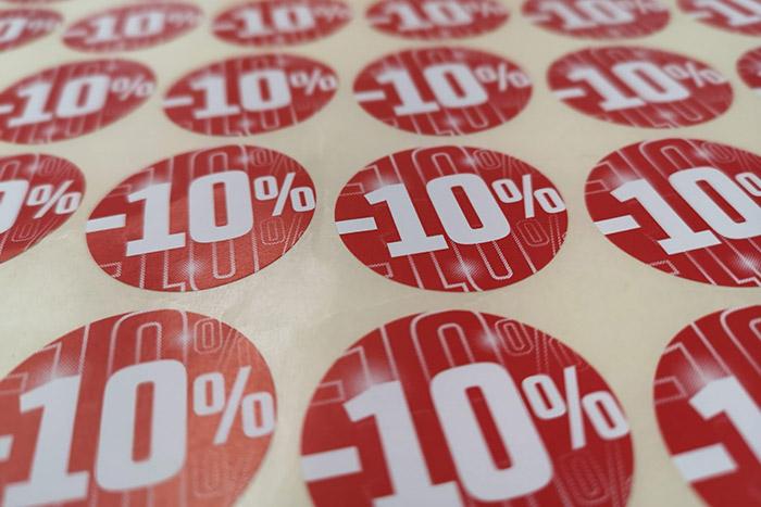 Label Print - Étiquettes adhésives