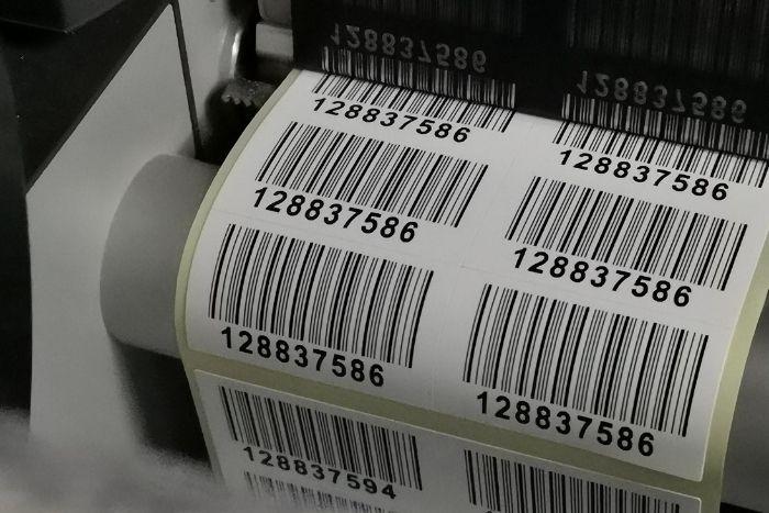 Les étiquettes à code-barres